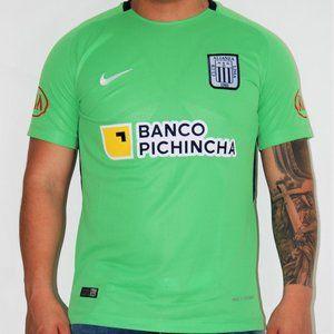 Alianza lima third away#8,#9,#10 no name jersey